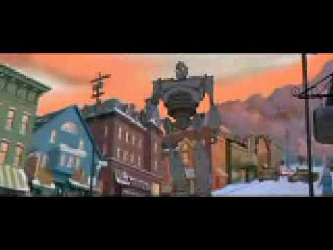 Iron Giant End Youtube