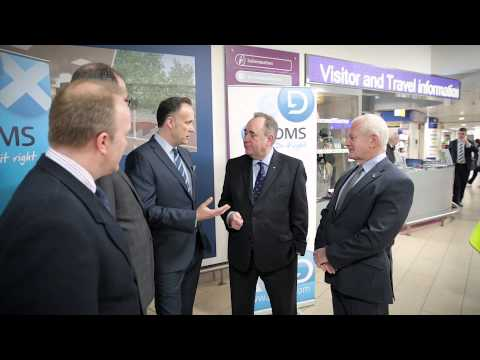 PDMS launch new office in Scotland