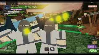 Roblox Dungeon Quest - 2 Man Tank/Heal and DPS Combo - Best How To Strategy