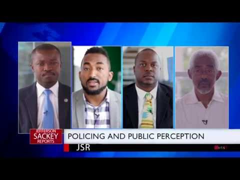 JSR POLICING AND PUBLIC PERCEPTION