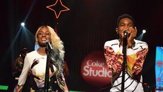 Hark the herald angels sing: Vanessa Mdee & Patoranking, Coke Studio Africa