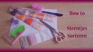 NL • How to: Steentjes sorteren