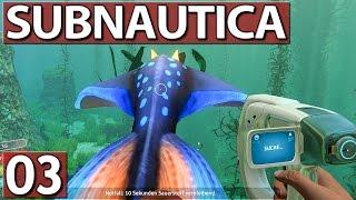 Subnautica #3 FORSCHUNG Der Tauch Simulator ► Ang►spielt