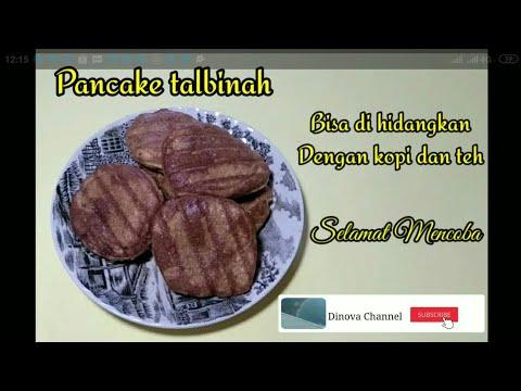 Cara Membuat Pancake Talbinah Youtube