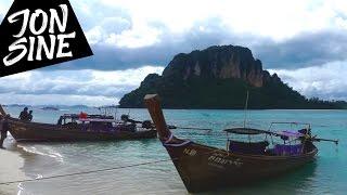 Ko Lanta & Ao Nang (Thailand) during rainy season - Jon Sine Vlog #34