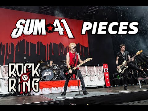 Sum 41 - Pieces (Live Rock Am Ring 2017)