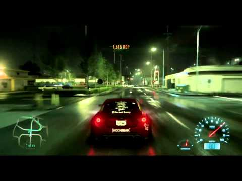 Need for Speed - E3 Gameplay Trailer - 1080p 60 fps