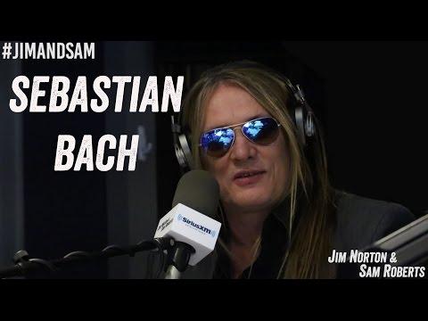 Sebastian Bach - Bon Jovi & Stryper Beefs, Gene Simmons, Kanye West - Jim Norton & Sam Roberts
