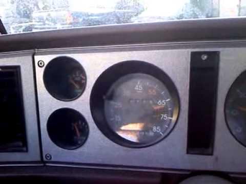 S10 Speedometer Fail
