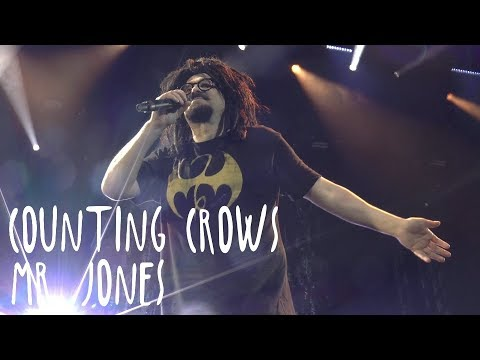 Counting Crows - Mr. Jones 2017 Summer Tour