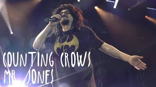 Counting Crows Mr Jones 2017 Summer Tour