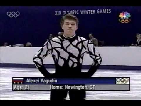 Alexey Yagudin 2002 Olympics, SP Winter