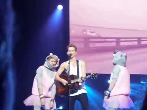 James McVey - Move My Way - The Vamps Arena Tour