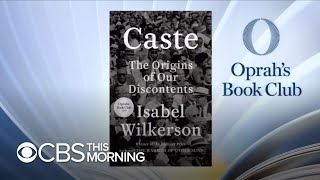 "Oprah Winfrey reveals ""Caste: The Origins of Our Discontents"" as latest book club pick"