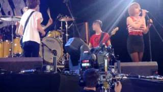 Rolo Tomassi - Cosmology (live) - Reading Festival, 28 Aug 2010