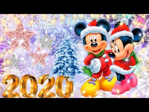 2020! Лучшее поздравление с НОВЫМ ГОДОМ! С наступающим! Музыкальная открытка!