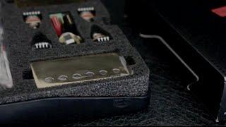 EMG 57/66 pickup set - Josh Middleton of Sylosis