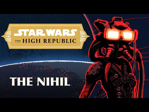 The Nihil: Characters of Star Wars the High Republic
