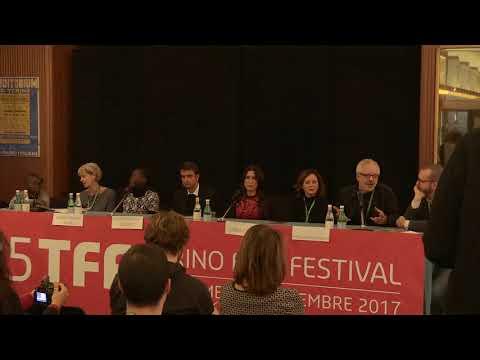 TFF35 Conferenza stampa di presentazione BALON di Pasquale Scimeca #Festamobile
