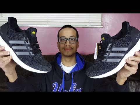 These Sneakers Honor The 1st Boost Ever! Adidas Ultra Boost 4.0 5th Year Anniversary Review!