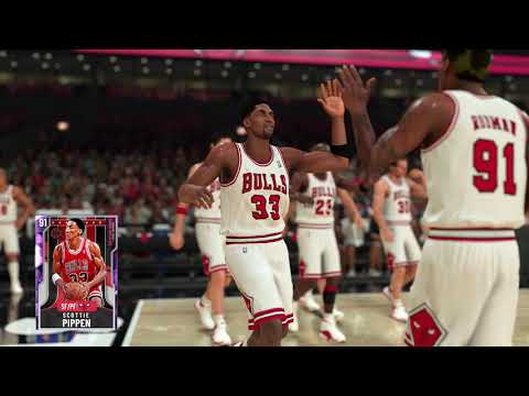 NBA 2K20 MyTEAM: Clyde Drexler Spotlight Series I
