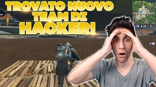 I FOUND a HACKER TEAM! It's not POSSIBLE! Fortnite ITA