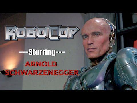 [DEEPFAKE] ROBOCOP STARRING ARNOLD SCHWARZENEGGER