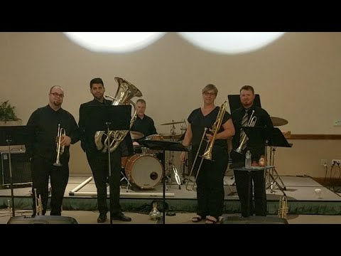 Omni Brass Concert at the International Trombone Festival 2017! (LIVE)