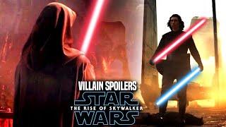 the rise of skywalker villain spoilers will shock fans star wars episode 9