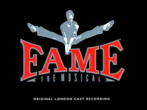 Fame (Original London Cast) - 17. Fame