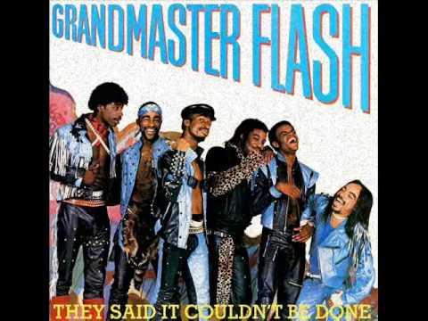 Grandmaster Flash - Rock The House