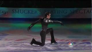 Johnny Weir - Poker Face