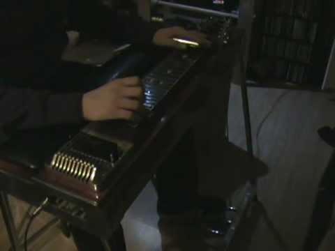 'I was just a card' by Laura Marling pedal steel guitar