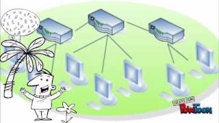 Локальные сети. Топология локальных сетей