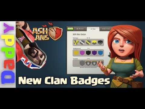 Clash Of Clans  | Update Sneak peek NEW CLAN BADGES! | Clash of Clans Forum New update news