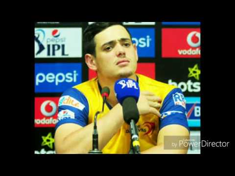 Most Handsome cricketers in world 2016