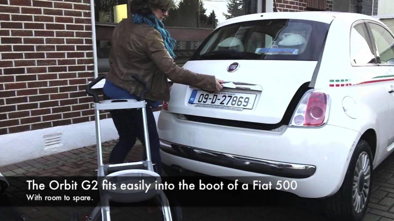 Fiat Fits Car Seat