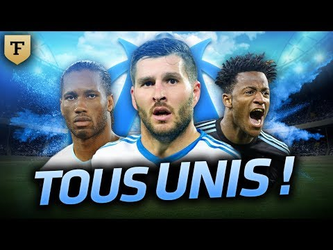 Drogba, Gignac, Batshuayi, Cissé soutiennent l'OM - La Quotidienne #252