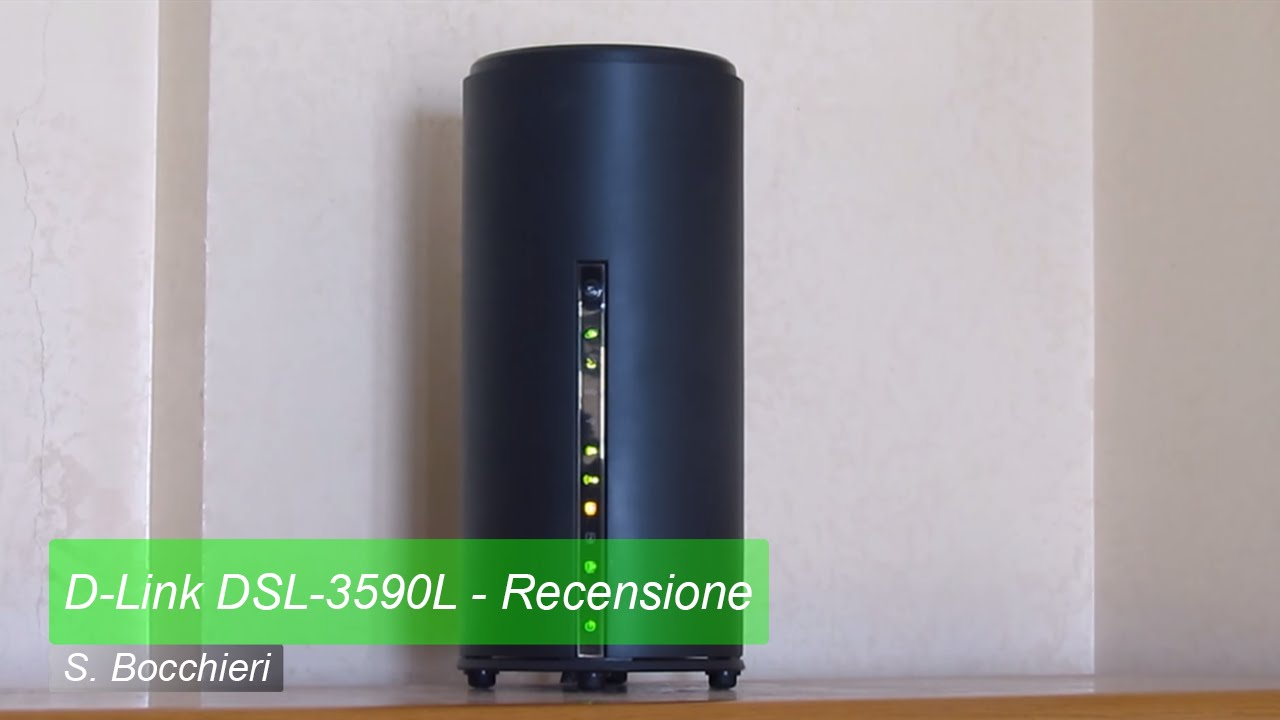 Link dir 868l le red edition wireless ac1750 dual band gigabit cloud - Recensione D Link Dsl 3590l By Spazio Itech
