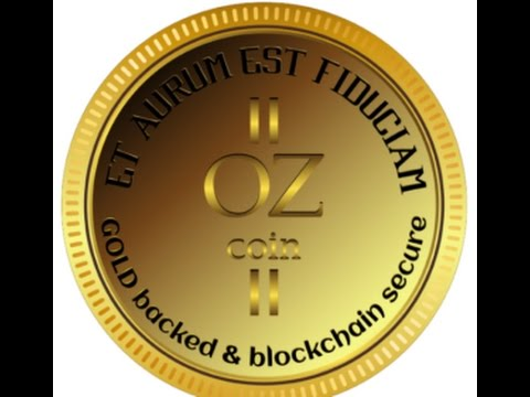 Advantage to a gold backed cryptocurrency