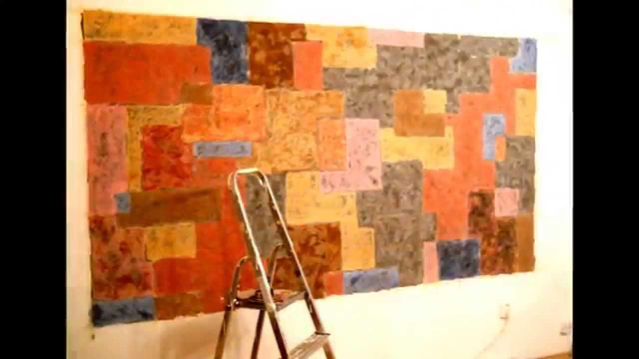 spachteltechnik berlin 2012 moderne kunst youtube. Black Bedroom Furniture Sets. Home Design Ideas