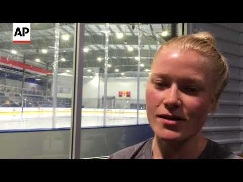 Goalie Noora Raty: Finland Believes Team Can Upset U.S., Canada Once -Hopefully at Olympics