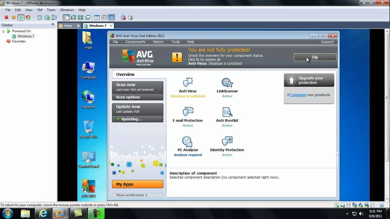 Review 5 best free antivirus 2012 | ateng go blog.