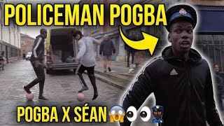 PAUL POGBA feat SÉAN GARNIER - PANNA CRIMES 😱👮🏻