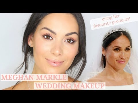 TUTORIAL: MEGHAN MARKLE ROYAL WEDDING MAKEUP