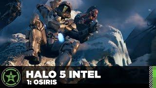 Halo 5 Intel Guide: Mission 1 : Osiris