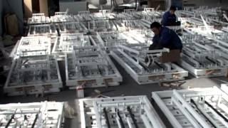 SAIKANG MEDICAL hospital bed, stretcher, OT table, hospital furniture, manufacturer and trader
