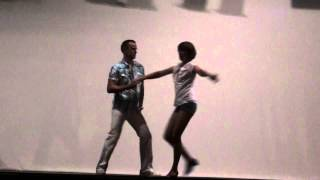 Démo Bachata Camille & Alex Gala Dancing Productions