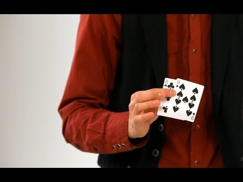 How to Do the 8 & 9 Card Trick | Magic Tricks