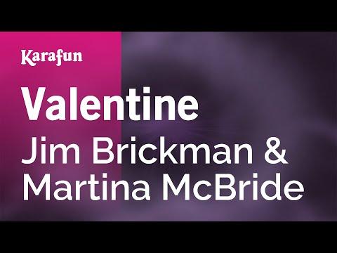 Karaoke Valentine - Jim Brickman *